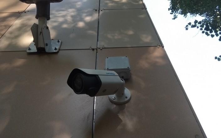 Правильный выбор места установки видекамеры уличного наблюдения.