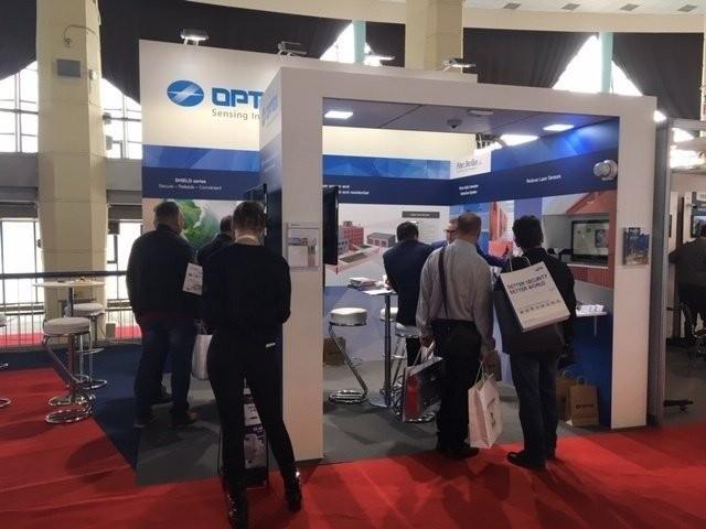 OPTEX производитель оборудования для систем безопасности