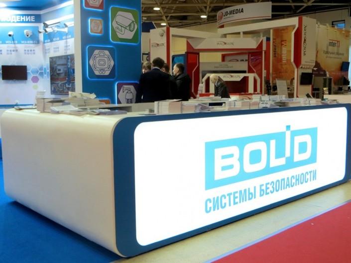 БОЛИД производитель оборудования для систем безопасности