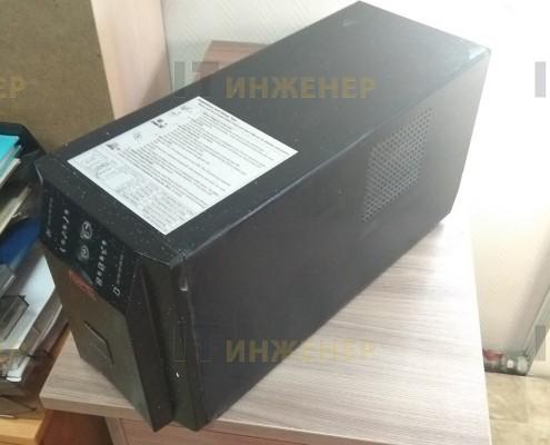 APC Smart-UPS 1000 замена аккумуляторов.