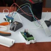 Подключение контроллера Z5R.