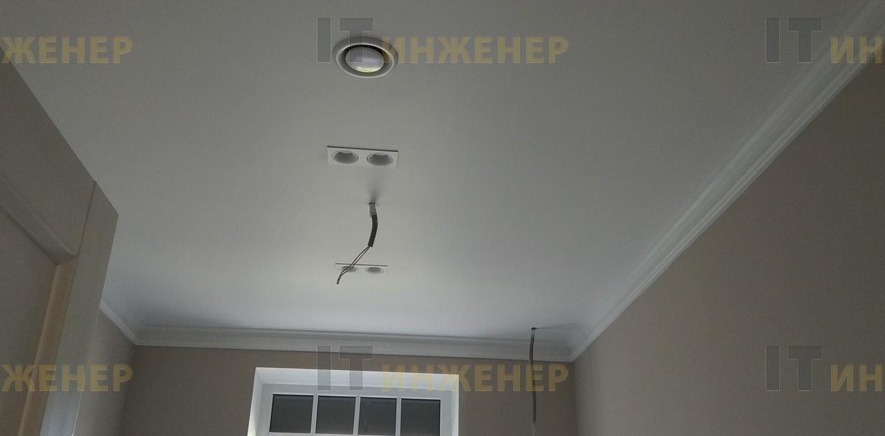 Установка охранной сигнализации в частном доме.