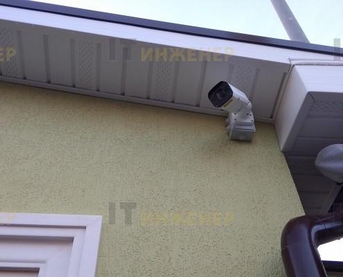 Установка видеокамеры в частном доме с гарантией от 1 года.
