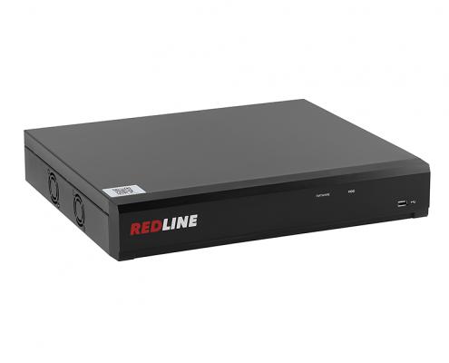 32-канальный сетевой видеорегистратор RedLine NVR RL-NVR32C-4H