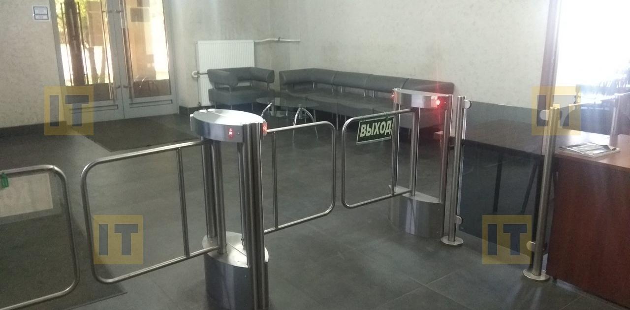 Ремонт турникетов в Москве и МО